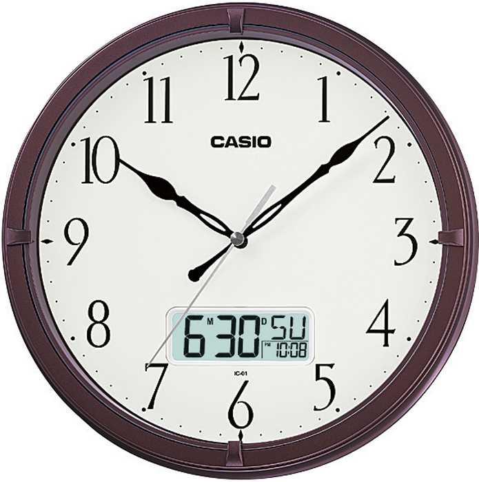 Casio IC-01-5DF Duvar Saati