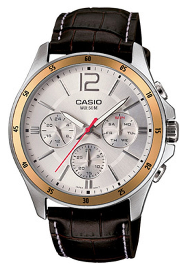 Casio MTP-1374L-7AVDF Erkek Kol Saati