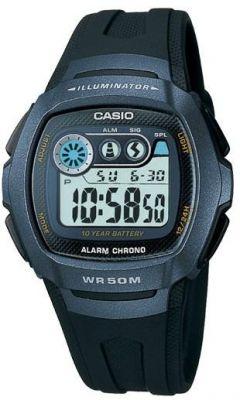 Casio W-210-1BVDF Erkek Kol Saati Fırsat Ürünü